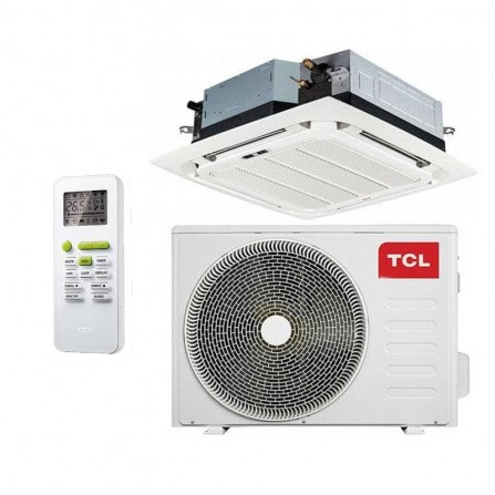 Climatiseurs TCL Cassette Inverter 24000 BTU Chaud et Froid - (TCA-24CHRA)