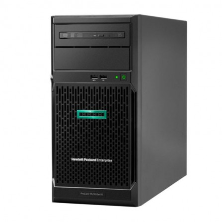 Serveur HP ProLiant ML30 Gen10 4U Intel® Xeon® 8Go 2To - (BU-P16926-421)