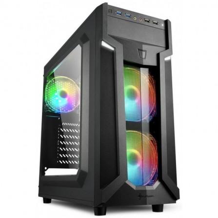 Pc Gamer ZEUS i5 10è 8Go GTX 10600 StormX 4Go