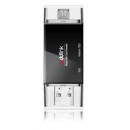 Lecteur de Carte USB ADDLINK 4EN 1 (AD00GBR10B2)