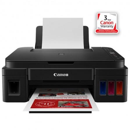Imprimante Jet D'encre à Réservoir Intégrée CANON PIXMA Couleur/ WiFi( G-3411)