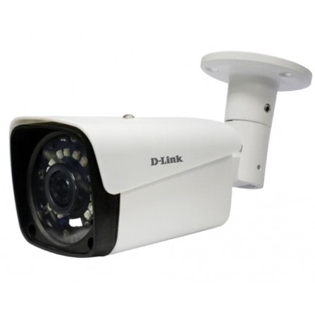 Camera de Surveillance externe Bullet AHD D-link 2MP IP66 25M IR - (DCS-F2712-L1M)