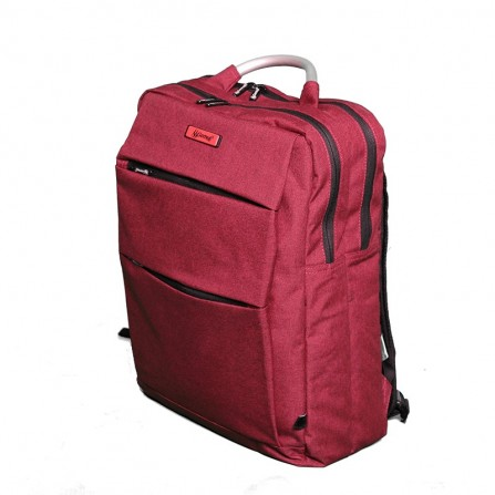 Sac à dos pour pc portable addict game Gemus 41 cm - Rouge
