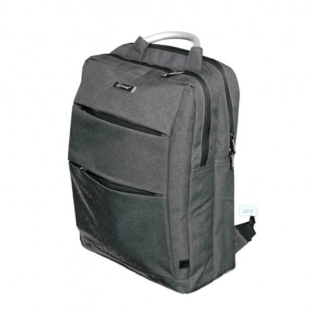Sac à dos pour pc portable addict game Gemus 41 cm - Gris