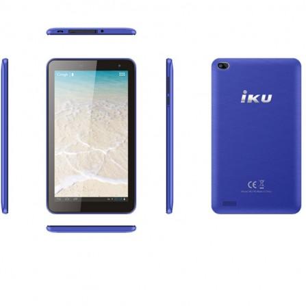 "Tablette IKU T4 7"" 3G - Bleu"