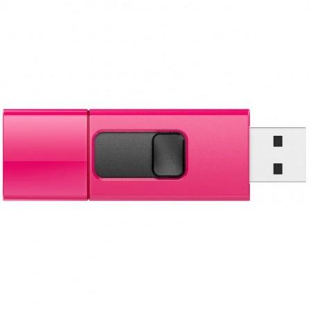 Clé USB SILICON POWER 16Go Ultima U05 USB 2.0 - Rose (SP016GBUF2U05V1H)