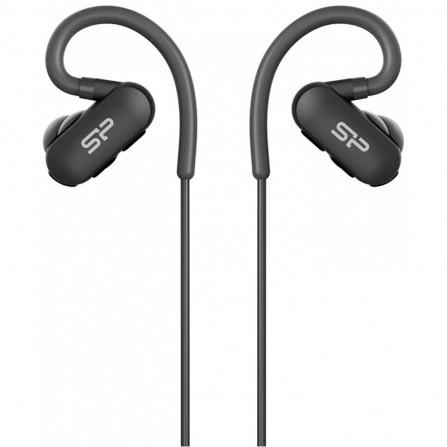 Ecouteurs Bluetooth Silicon Power Blast Plug BP51 - Noir (SP3MWASYBP51BT0K)