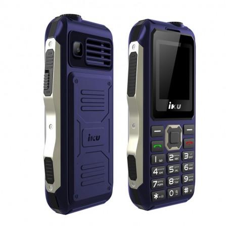 Téléphone Portable IKU S10 Double Sim - Bleu  (IKU-S10-BLUE)