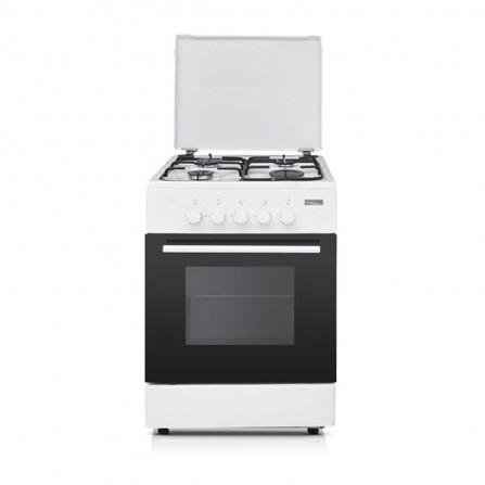 Cuisinière à Gaz SOTACER 60cm - Blanc (SF600WI )