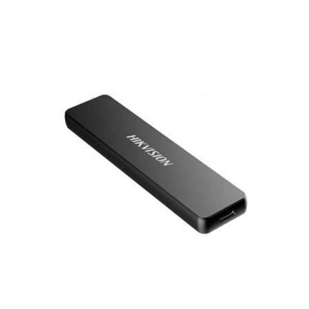 Disque Dur Externe HIKVISION 1024Go SSD USB 3.1 Gen 2 - Noir (HS-ESSD-T1000/1024G)