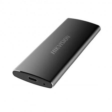 Disque Dur Externe HIKVISION T200N 128 Go SSD - Noir (HS-ESSD-T200N/128G)