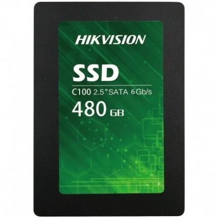 Disque Dur Interne HIKVISION C100 480Go SSD (HS-SSD-C100/480G)