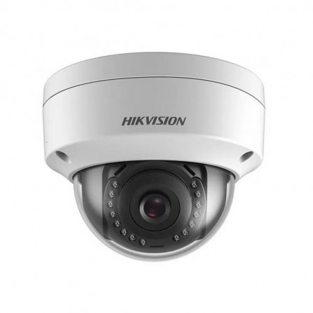 Caméra IP Dome Hikvision Full HD + 4MP H265 + IR 30m PoE - (DS-2CD1143G0-I)