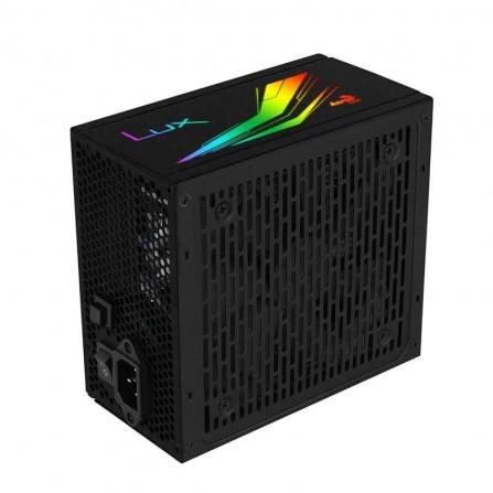 Alimenation Aerocool LUX-550W RGB EU 230V APFC 80 Plus EU Bronze -  (ACPB-LX55AEC.11)