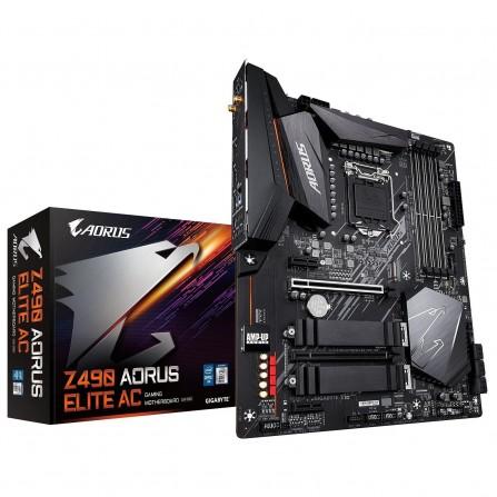 Carte mère Gigabyte Intel 1151 GBT Z490 AORUS ELITE