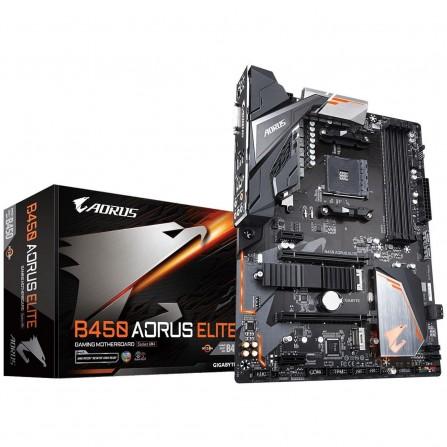 Carte mère Gigabyte AMD AM4 GBT B450M AORUS ELITE 1.0 M/B
