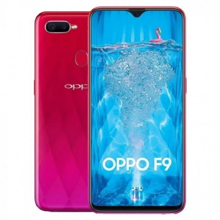 Smartphone OPPO A3S Rouge