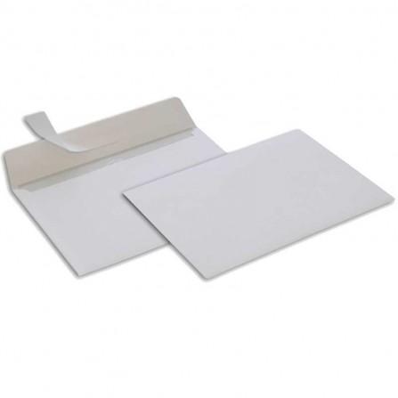 Enveloppe Blanc PIGNA 114X162mm Strip 80Gr (PQ/1000)
