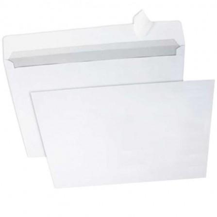 Enveloppe blanc PIGNA 176 x 250 mm Strip 80 Gr (PQ/500)