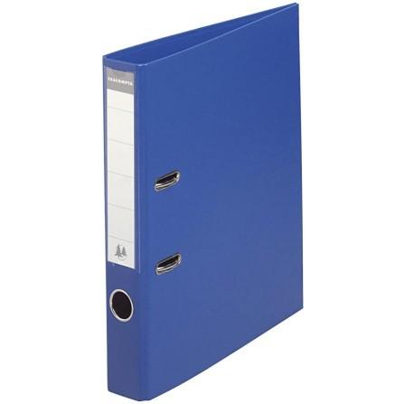Classeur a Levier EXACOMPTA DELI A4 PVC DOS 50- Bleu marine