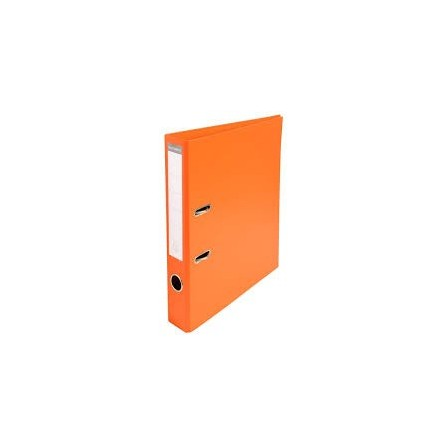 Classeur a Levier EXACOMPTA DELI A4 PVC DOS 50- Orange
