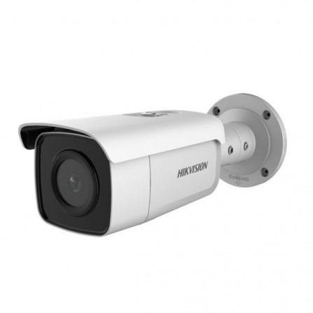 Caméra réseau Bullet Hikvision 8MP / 4K + IR 50M - (DS-2CD2T83G0-I8)