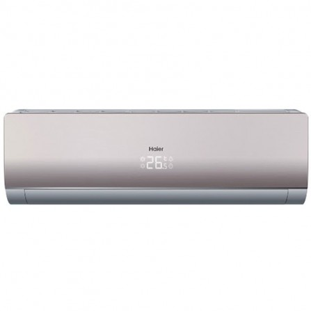 Climatiseur HAIER Split 9000 BTU Froid - Silver (AS09TH4LAA)