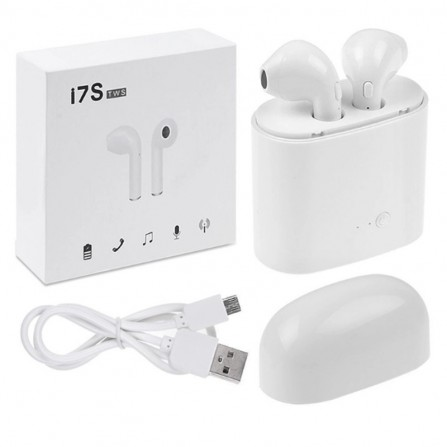 Écouteurs Sans Fil I7S-TWS - Blanc