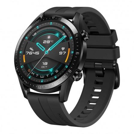 Montre Connecté Huawei Watch GT 2 Sport - Noir (Latona-B19S )