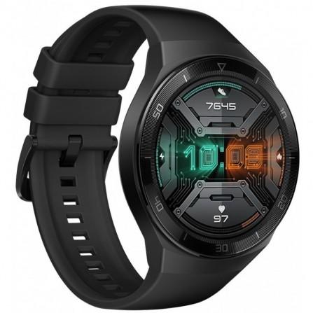 Montre Connecté Huawei Watch GT2E - Noir (Hector-B19S)