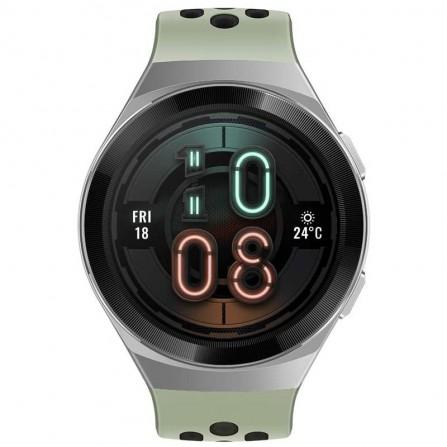Montre Connecté Huawei Watch GT2E Hector - Vert Pistache (Hector-B19C)