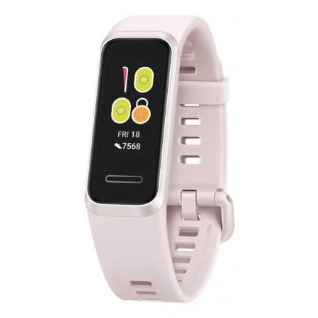 Montre Connecté Huawei Band 4 - Blanc  (Andes-B29)