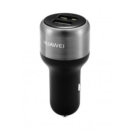 Chargeur voiture HUAWEI  double USB 1 mètre - Noir (CP31 )
