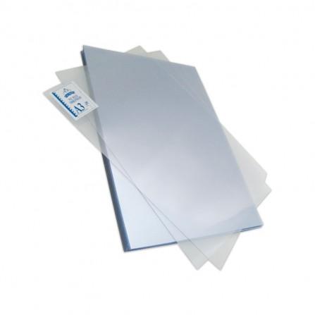 Pack de 100 Reliures Spirale 6 mm - Blanc