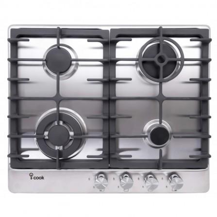 Plaque de cuisson Unionaire i-Cook 4 Feux 60cm -(PC.BH5060S-8-IS)
