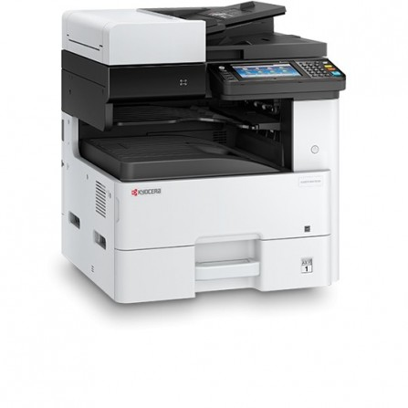 Photocopieur Multifonction Laser A3 3en1 KYOCERA ECOSYS M4132idn + Bac d'Alimentation - Noir (M4132idn+PF470)