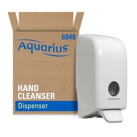 Distributeur crèmes de lavage des mains Aquarius™ - Cartouche 1 Litre Kimberly-Clark  - Blanc (10200030844)