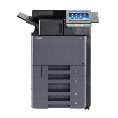 Photocopieur multifonction Kyocera Taskalfa 6052ci + platen cover - Coleur