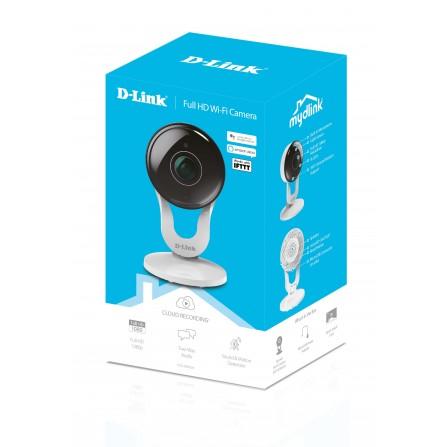 Caméra Wi-Fi N D-Link™ Full HD 2 Mp - (DCS‑8300LH)