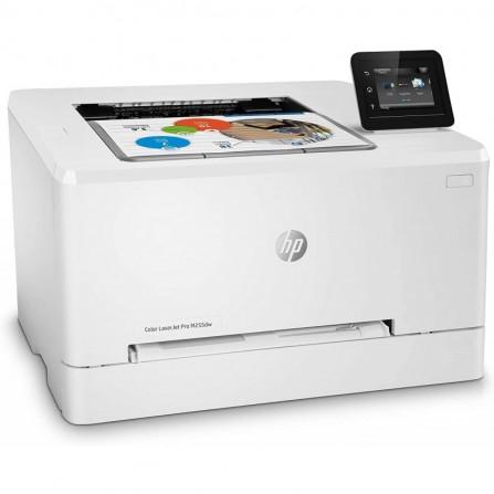 Imprimante Laser HP LaserJet Pro M255dw couleur - Blanc (7KW64A)