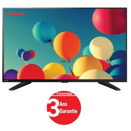 """Téléviseur TOSHIBA 40""""  Full LED -  Noir (TV40S2850)"""