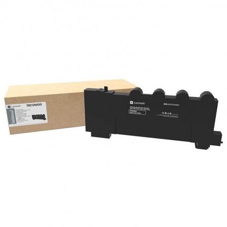 Bouteille de récupération du toner usagé Lexmark CS421,CX421 (25 000 Pages ) - (78C0W00)