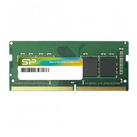 Barette Mémoire Silicon Power DDR4 - 2400 Mhz CL17 Pour PC Portable / 4 Go - (SP004GBSFU240C02)