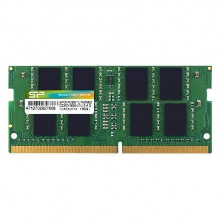Barrette Mémoire SILICON POWER 16Go DDR4 2400 MHz - (SP016GBSFU240B02)