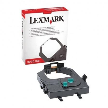Ruban LEXMARK 23xx/24xx/25xx 4M/Caractčres - Noir (3070166)