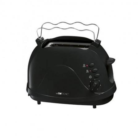 Grille pain CLATRONIC 700 Watt - Noir (TA3565N)