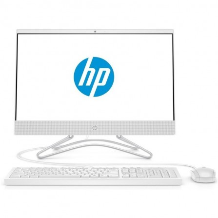 Pc de Bureau ALL IN ONE HP 200 G3 i3 8è Gén 4Go 500Go - Blanc (3VA45EA)