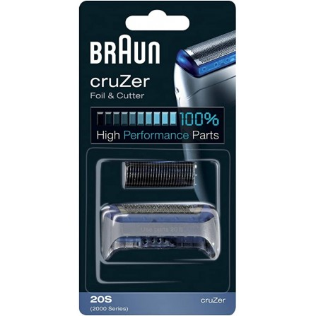 Combipack pour serie 1 BRAUN (20s )