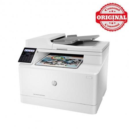 Imprimante 4en1 HP LaserJet Pro MFP M183FW Couleur wifi (7KW56A)