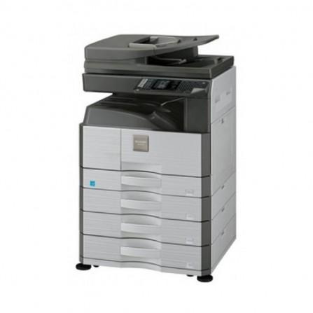 Photocopieur Multifonction Monochrome Sharp AR-6031NV A3 + Chargeur Recto/Verso + Toner de Demarrage + Developpeur